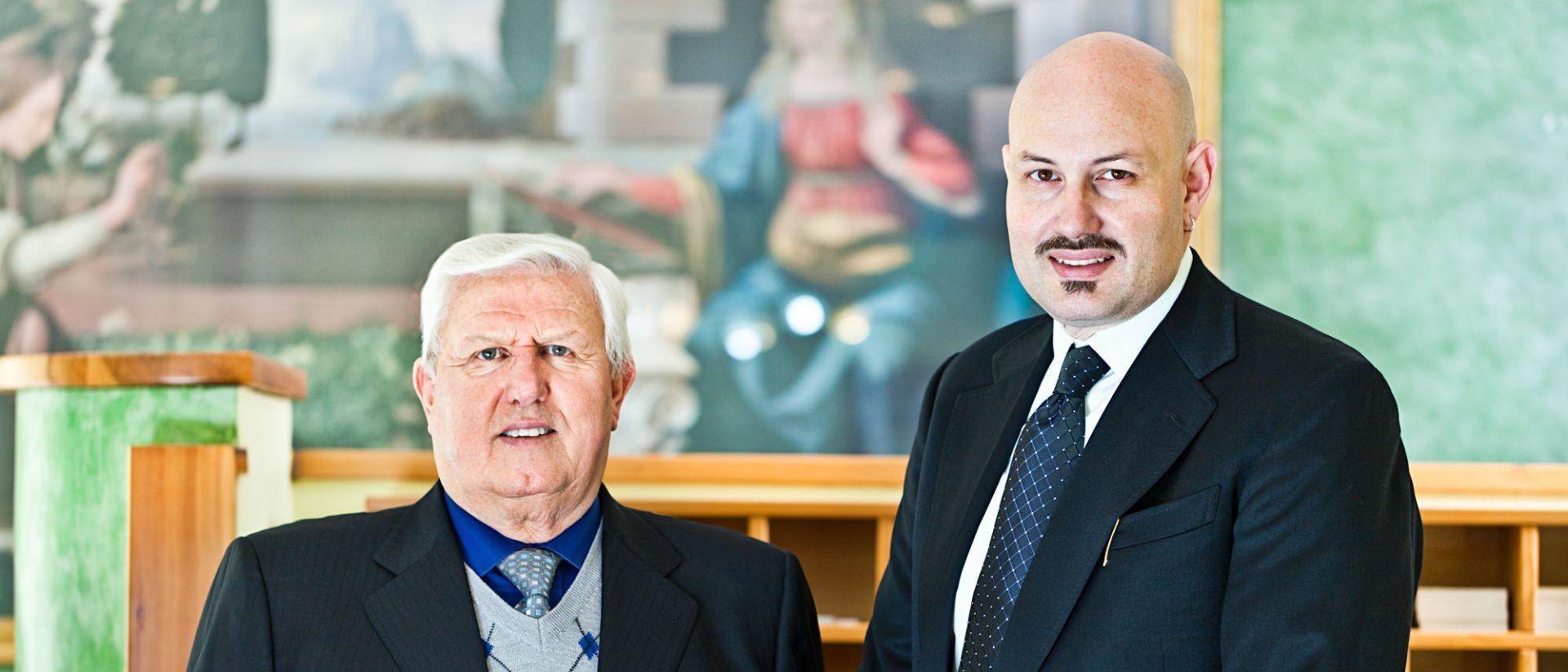 Vincenzo e Giorgio Assenza