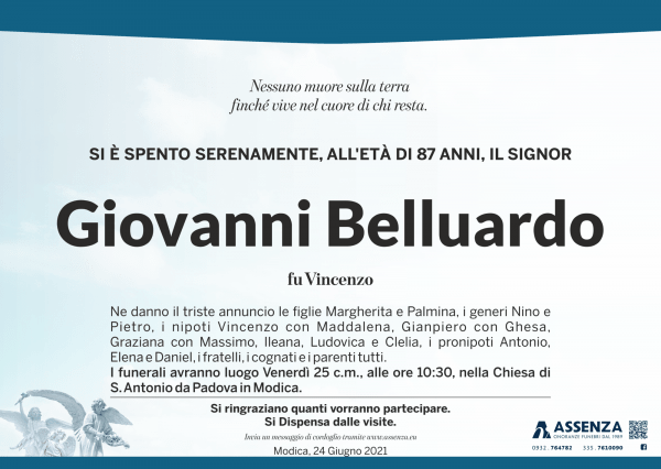 Giovanni Belluardo