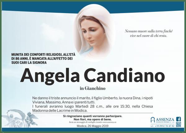 Angela Candiano