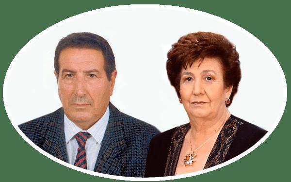 Salvatore e Maria Giurdanella