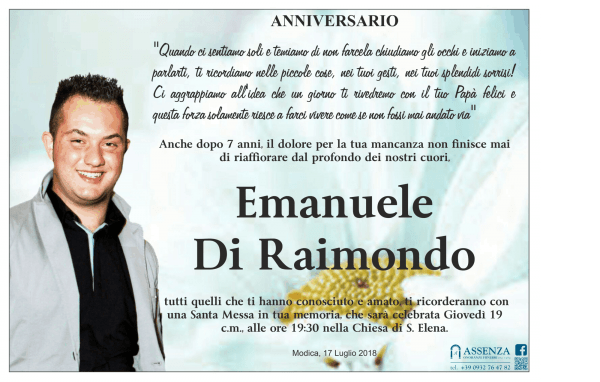 Emanuele Di Raimondo