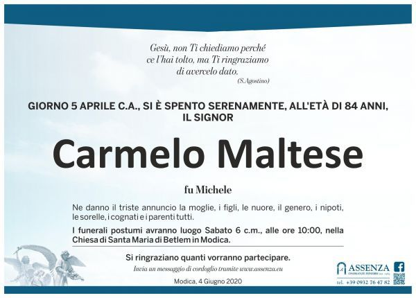Carmelo Maltese