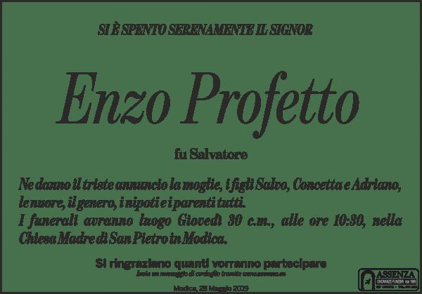 Vincenzo Profetto