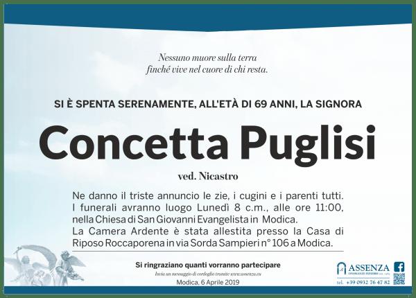 Concetta Puglisi